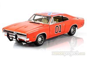 "ZZZ - 1969 Dodge Charger ""Dukes of Hazzard"", Orange"