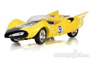 Joyride Speed Racer Mach 5 Original Version Yellow