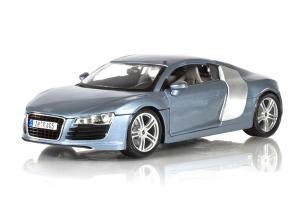 2006 Audi R8, Blue