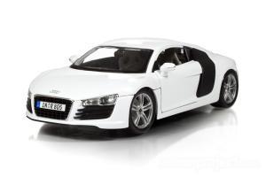 2006 Audi R8, White
