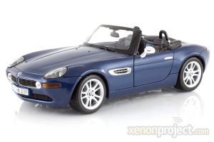 2000 BMW Z8 Convertible, Blue