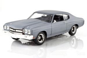 1970 Chevrolet Chevelle SS, Gray