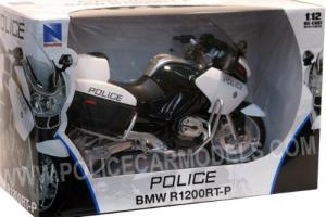 2009 BMW R1200RT Police Motorcycle