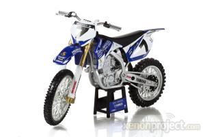2011 Yamaha San Manuel YZ450F