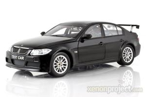 2008 BMW 320Si WTCC Test Car, Black