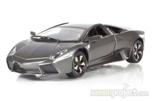 2007 Lamborghini Reventon, Gray