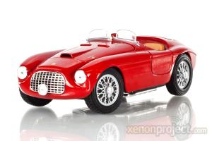 Hot Wheels HW FERRARI 166 MM BARCHETTA RD Red