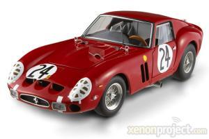 1963 Ferrari 250 GTO #24, Red