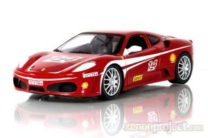 2006 Ferrari F430 Challenge #14, Red