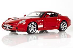 2006 Ferrari 575 GTZ Zagato, Red