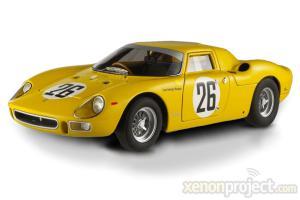 1965 Ferrari 250 LM #26 , Yellow