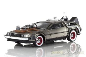 """1981 Delorean """"Back to the Future III"""" Car"""