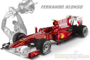 2010 Ferrari F10 Bahrain GP
