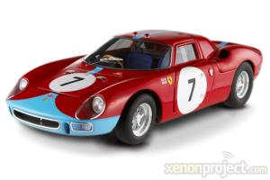 1964 Ferrari 250 LM 12 HOURS OF REIMS #7, Red