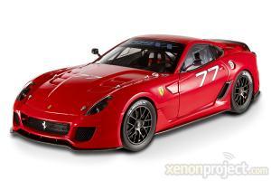 2011 Ferrari 599XX 77 Elite Edition