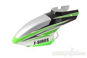 MJX R/C F645/F45-20 Canopy Green