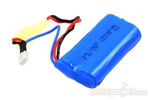 Li-poly Battery