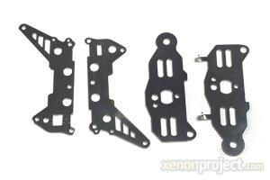 Metal Main Frame A&B for S107/S107G