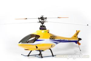 ESky Honey Bee King 4 - 2.4 Ghz Yellow