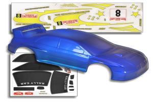 Redcat Racing 1/10 200mm Onroad Car Body Blue