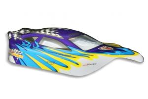 Redcat Racing 1/10 Buggy Body Purple and Blue