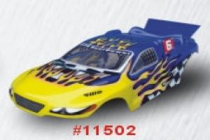 Redcat Racing Blue Flame Tsunami body