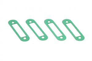Exhaust gasket for the VX .16 .18, Team infinity .18, and Sh .18