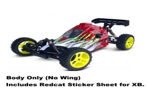 Redcat Racing 1/5 Rampage XB Body