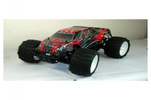 Redcat Racing 1/8 Truck Body Red and Black