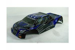 Redcat Racing 1/8 Truck Body Blue and Black