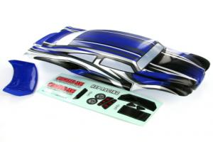 Redcat Racing 1/10 Baja Body Blue and Black