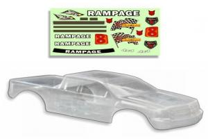 Redcat Racing 1/5 Truck Body Clear