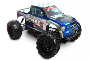 Redcat Racing 1/5 Truck Body, Blue