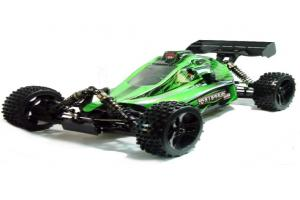 Redcat Racing Rampage XB Green Body