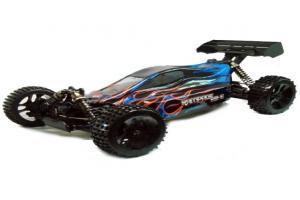 Redcat Racing Rampage XB-E Blue Body Blue
