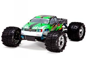 Redcat Racing Avalanche XTR 1/8 Scale Nitro Monster Truck Green