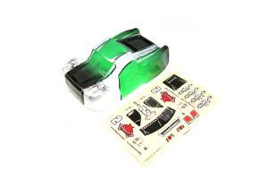 Redcat Racing 1/10 Caldera SC body Green