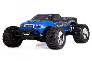 Redcat Racing Caldera 3.0 1/10 Scale Nitro Truck (2 Speed) Blue