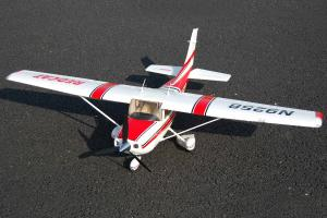 Redcat Racing Redcat Cessna 182 Class 500 White/Red