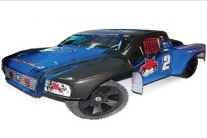 SHREDDER SC- 1/6 SCALE SHORT COURSE TRUCK - BRUSHLESS ELECTRIC