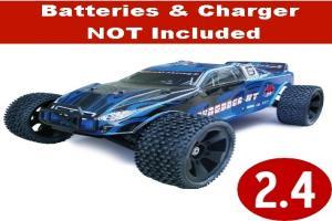 SHREDDER XT- 1/6 SCALE TRUCK - BRUSHLESS ELECTRIC  - NO BATTERY