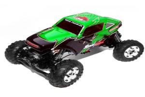 SUMO CRAWLER - 1/24 scale crawler, 3 channel 2.4GHz remote, Green