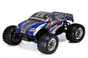 Redcat Racing Volcano S30 1/10 Scale Nitro Monster Truck 2.4GHz Blue