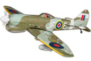 The World Models Hawker Tempest MK V