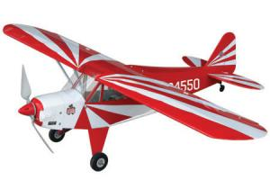 The World Models Clipped Wing Cub EP w/ Motor and Prop Adapter