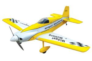 Wings Maker Midget Mustang 60