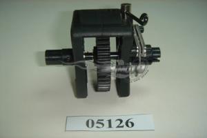 Single Speed Transmission Complete