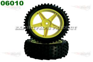 Front Wheel Complete 2P