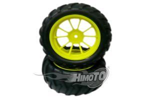 Tire & wheel riim*2