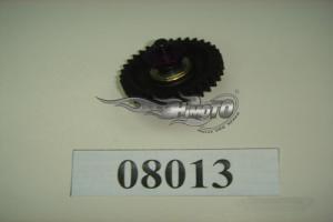 Differential gear wheel set